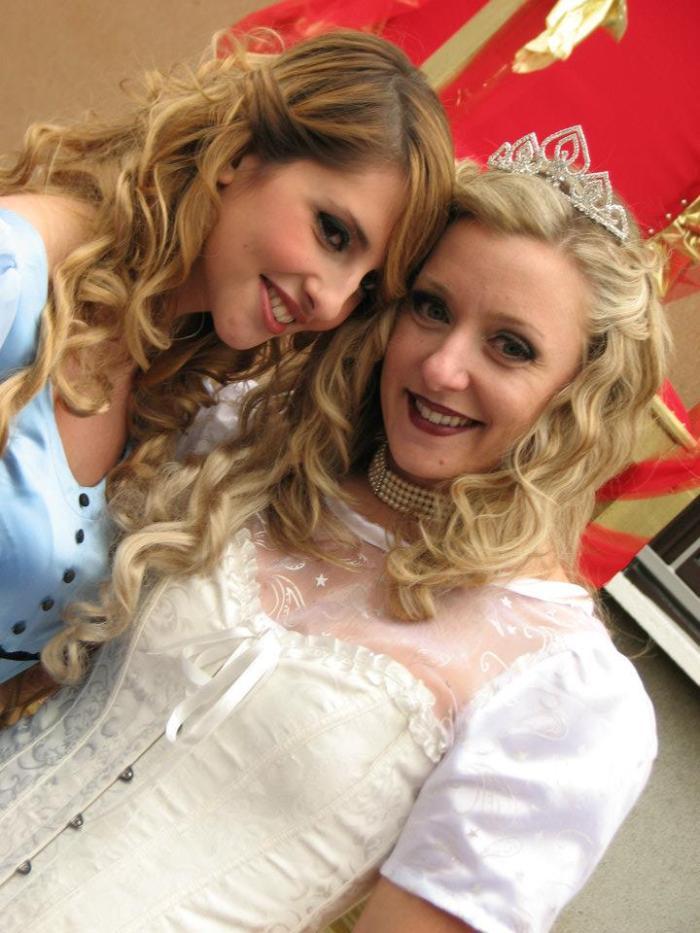 Alice e Regina Bianca
