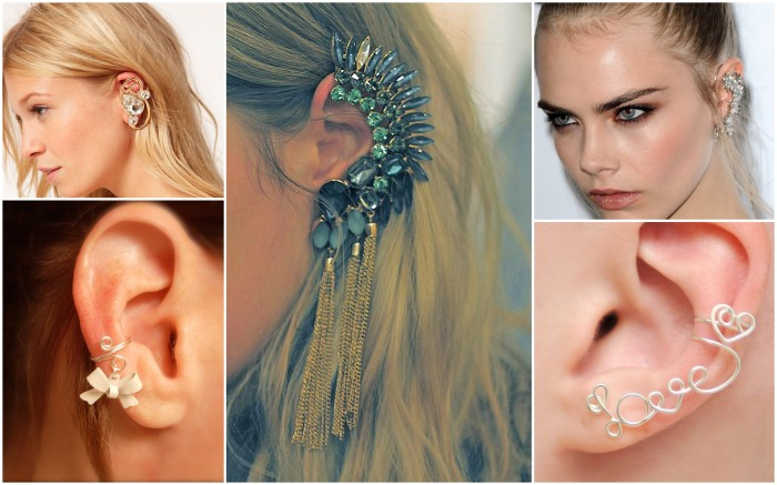 Ear Cuffs -The magic box
