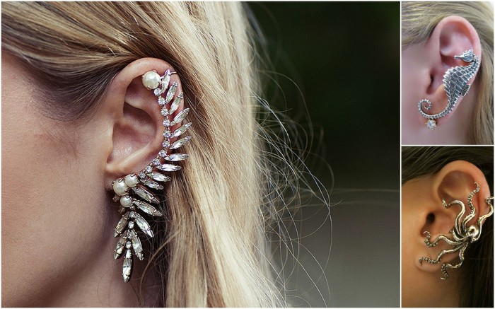Ear Cuffs _The magic box